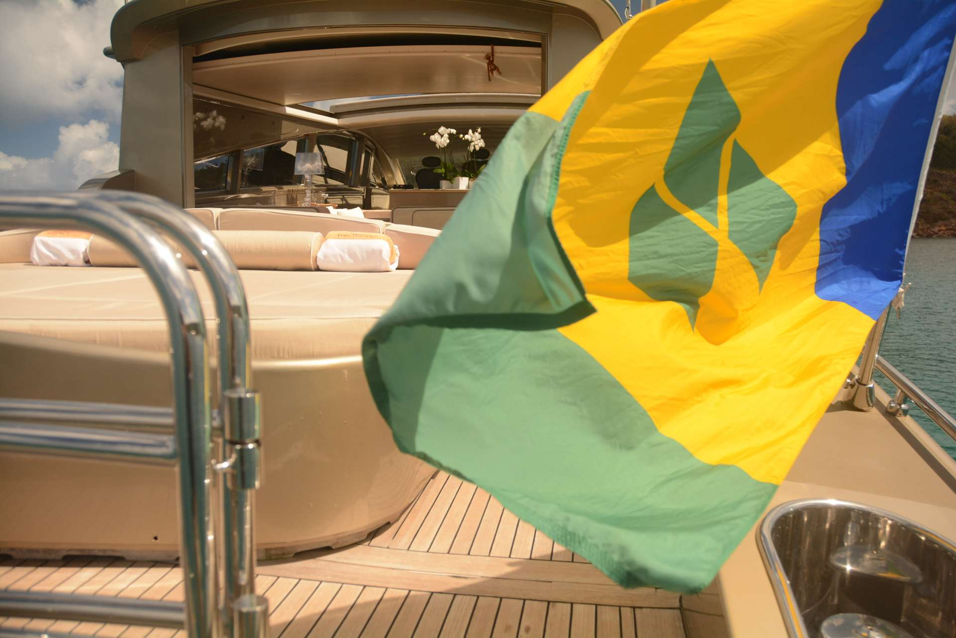 Image of TENDER TO yacht #16