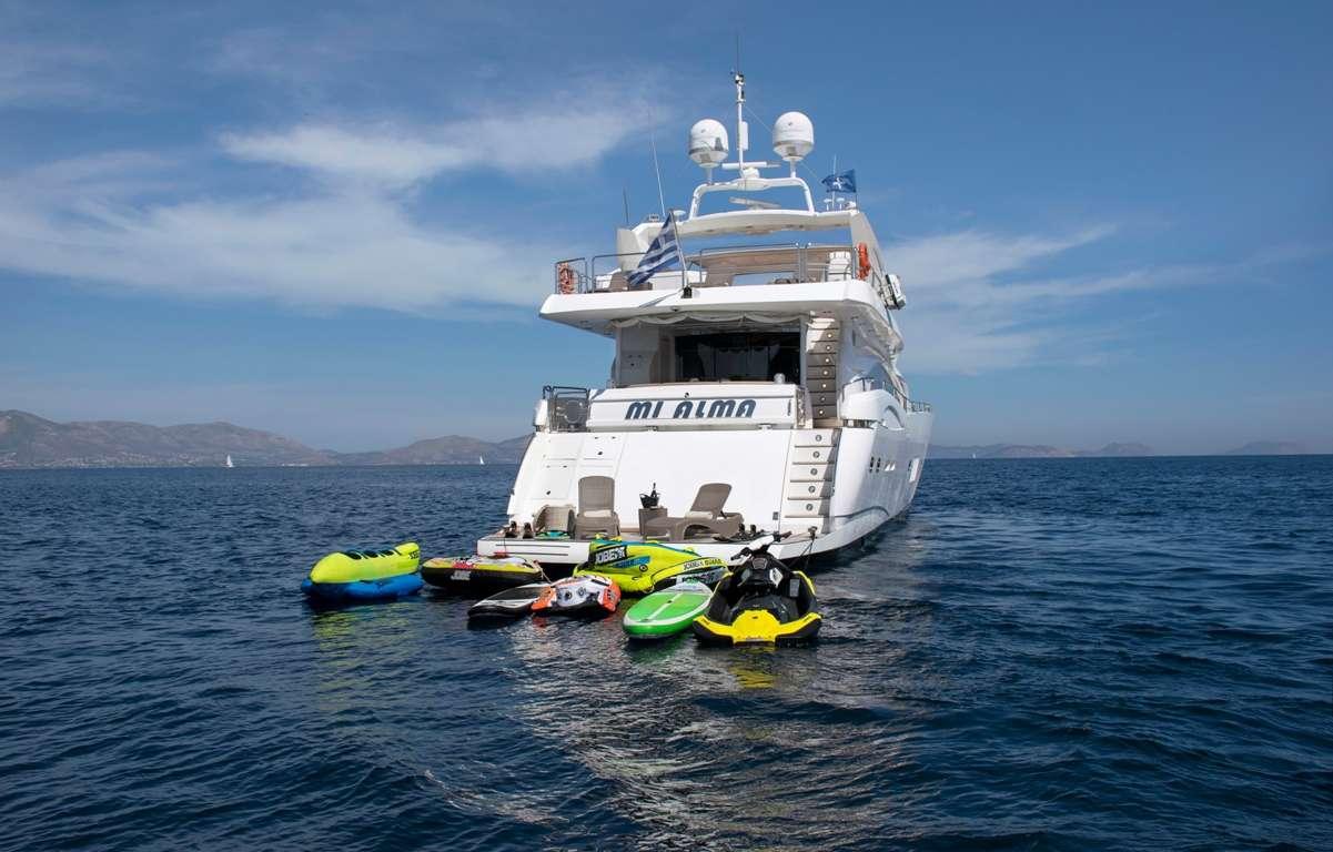 Image of MI ALMA yacht #17