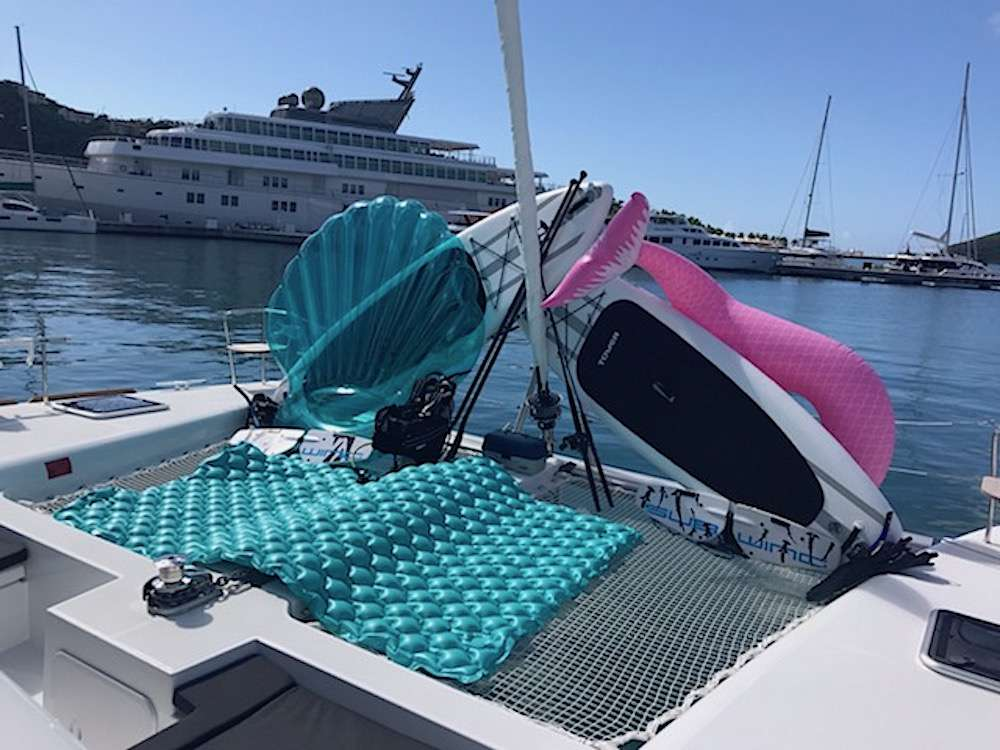 Image of FLOATATION THERAPY yacht #17