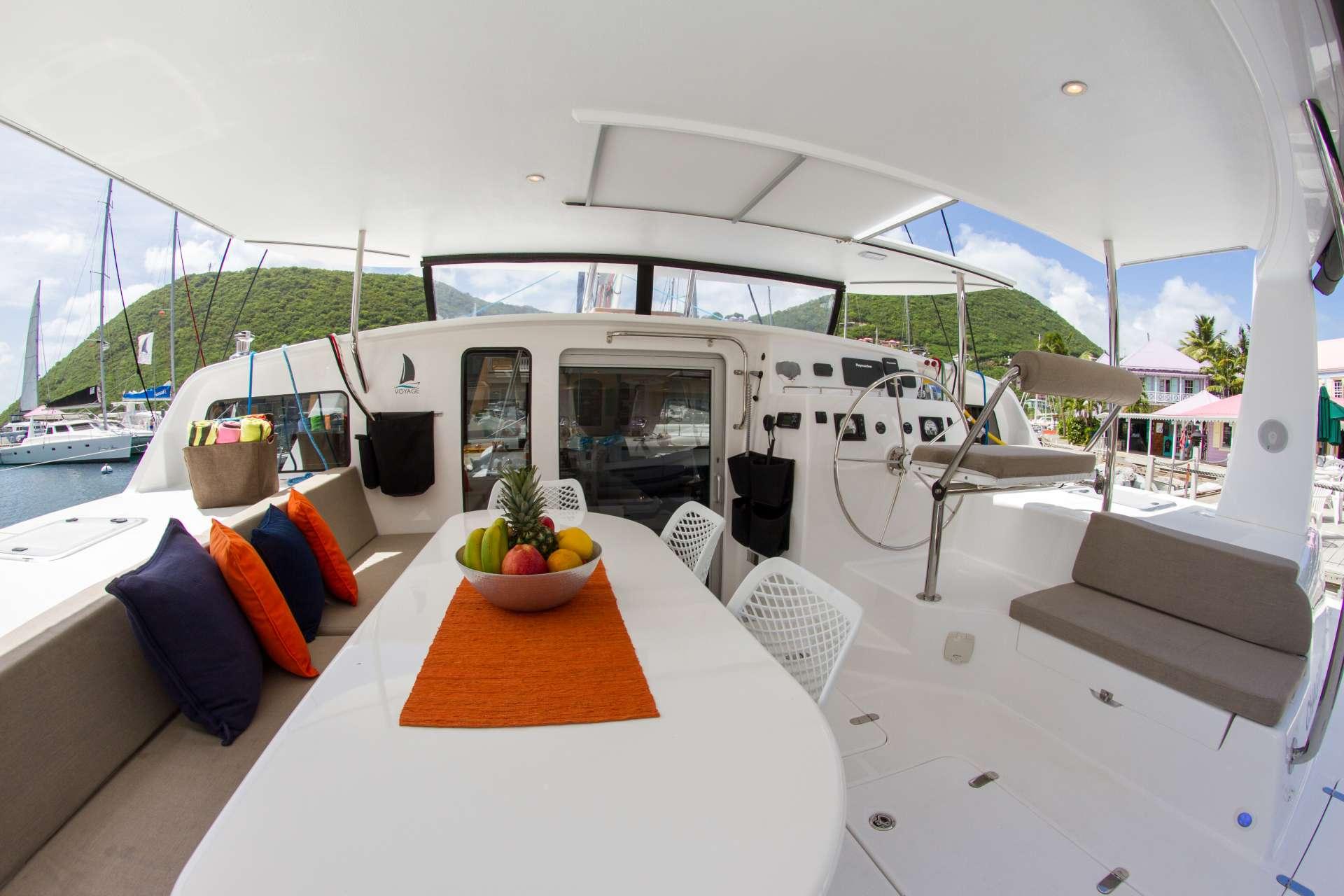 Image of VOYAGE 480 yacht #3