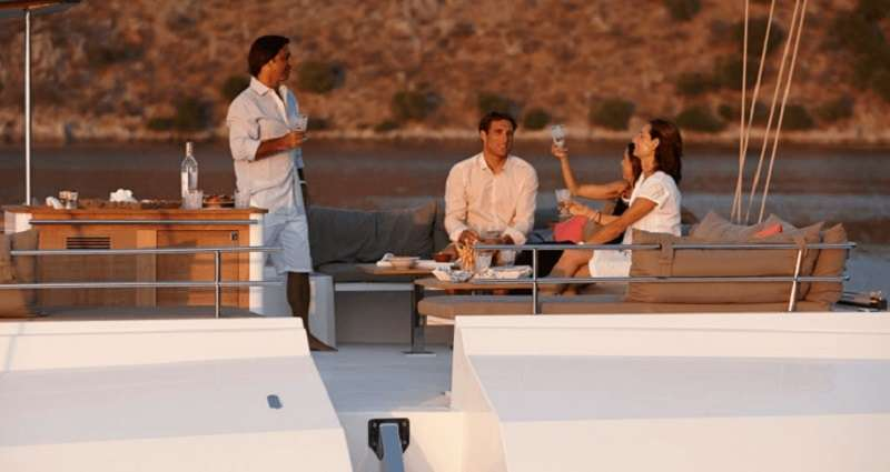 Image of Dream Canouan yacht #4
