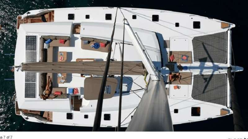 Image of Dream Canouan yacht #8