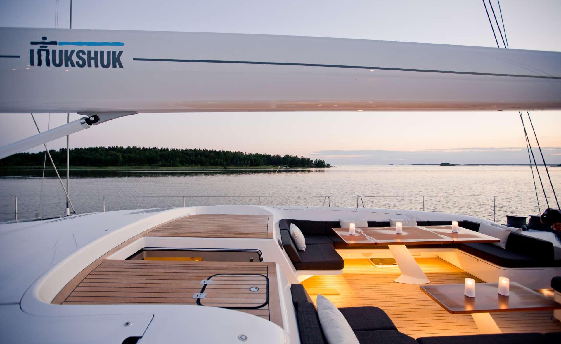 Image of INUKSHUK yacht #10