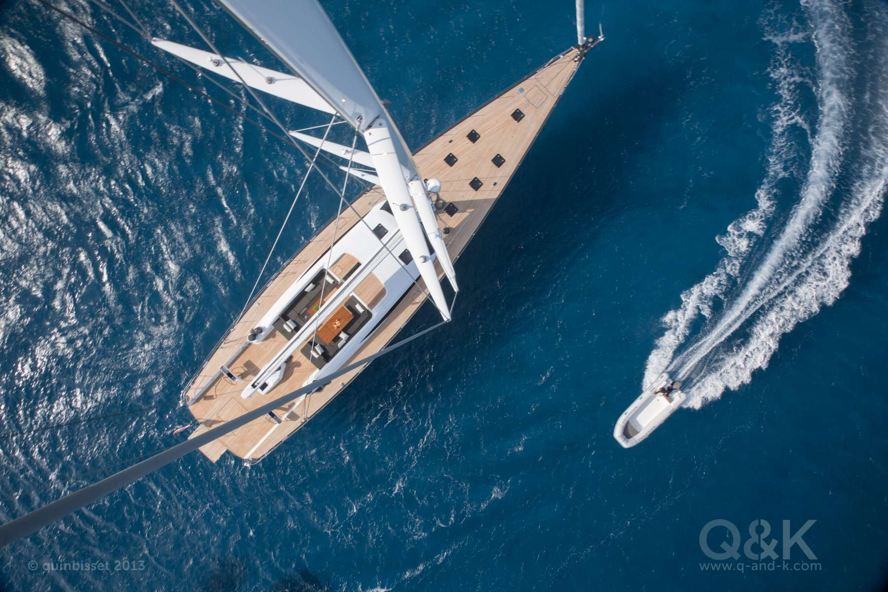 Image of INUKSHUK yacht #18