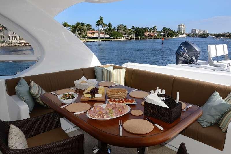 BLUE HORIZON yacht image # 12