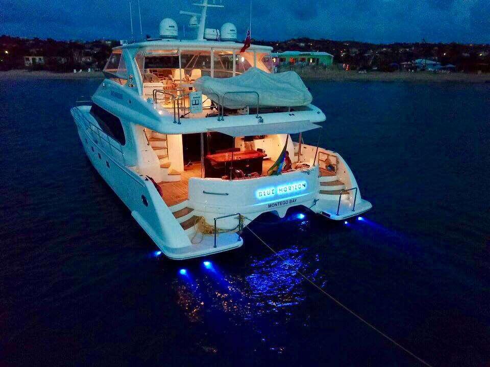 BLUE HORIZON yacht image # 15