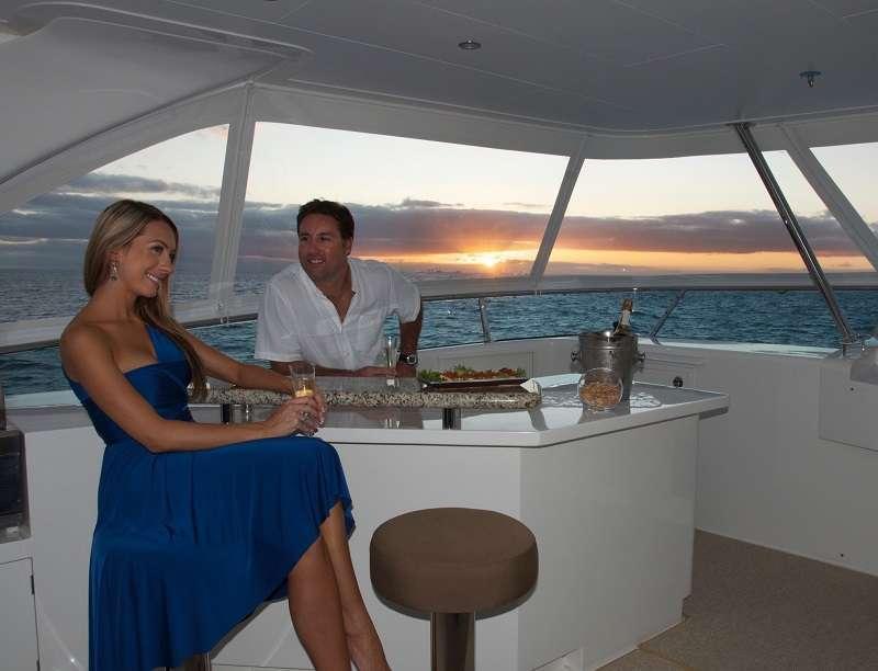 BLUE HORIZON yacht image # 4