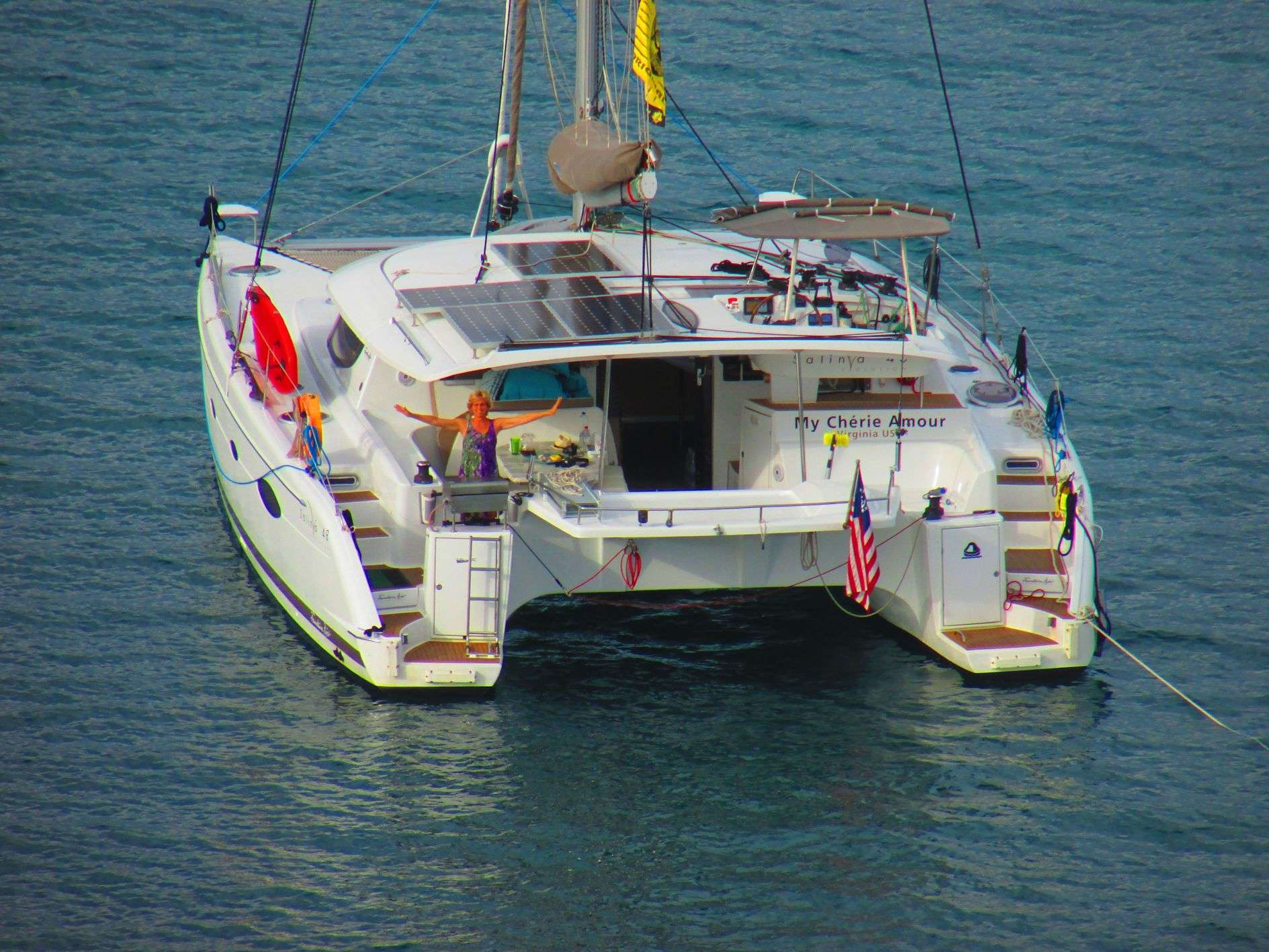 Image of MY CHERIE AMOUR yacht #13