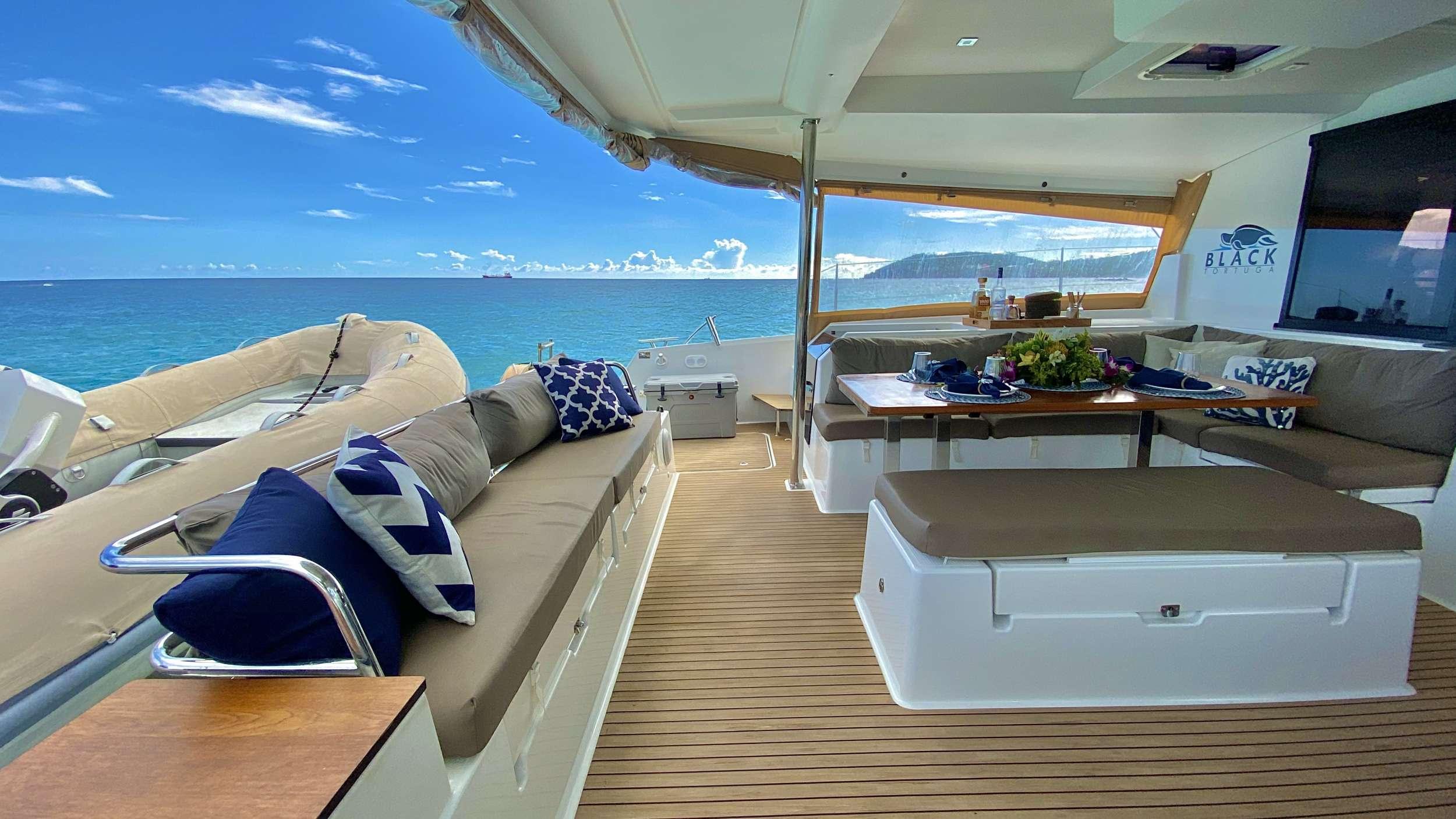 Image of BLACK TORTUGA yacht #11