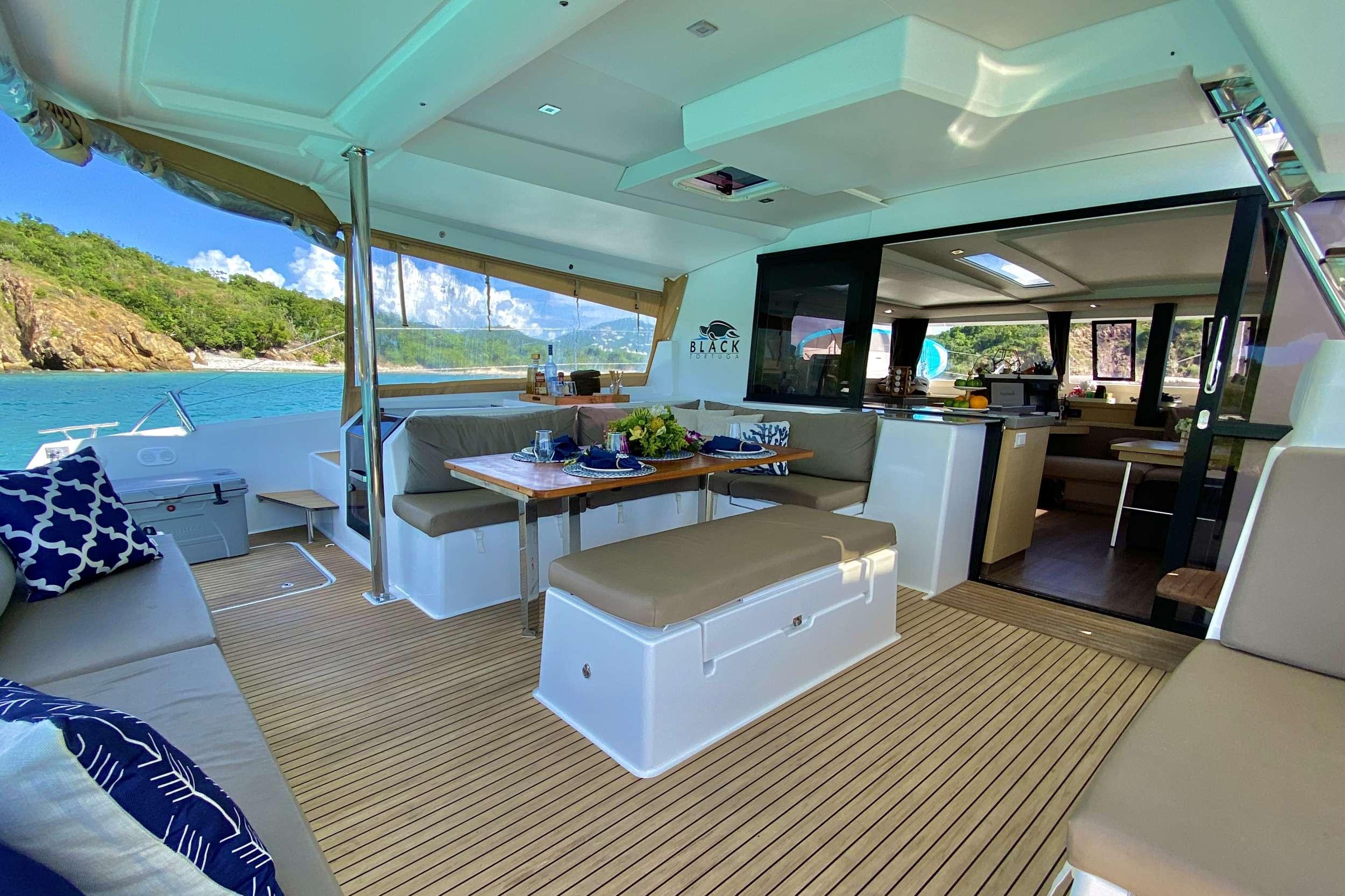 Image of BLACK TORTUGA yacht #3
