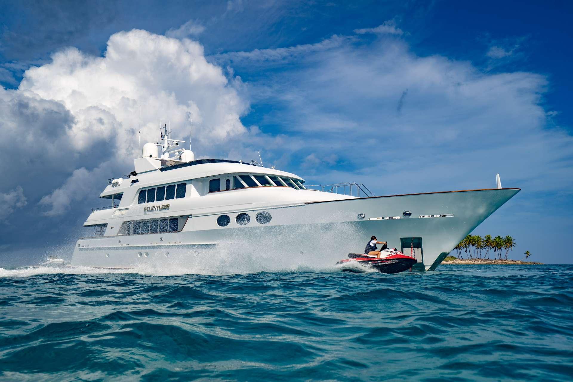 Main image of RELENTLESS yacht