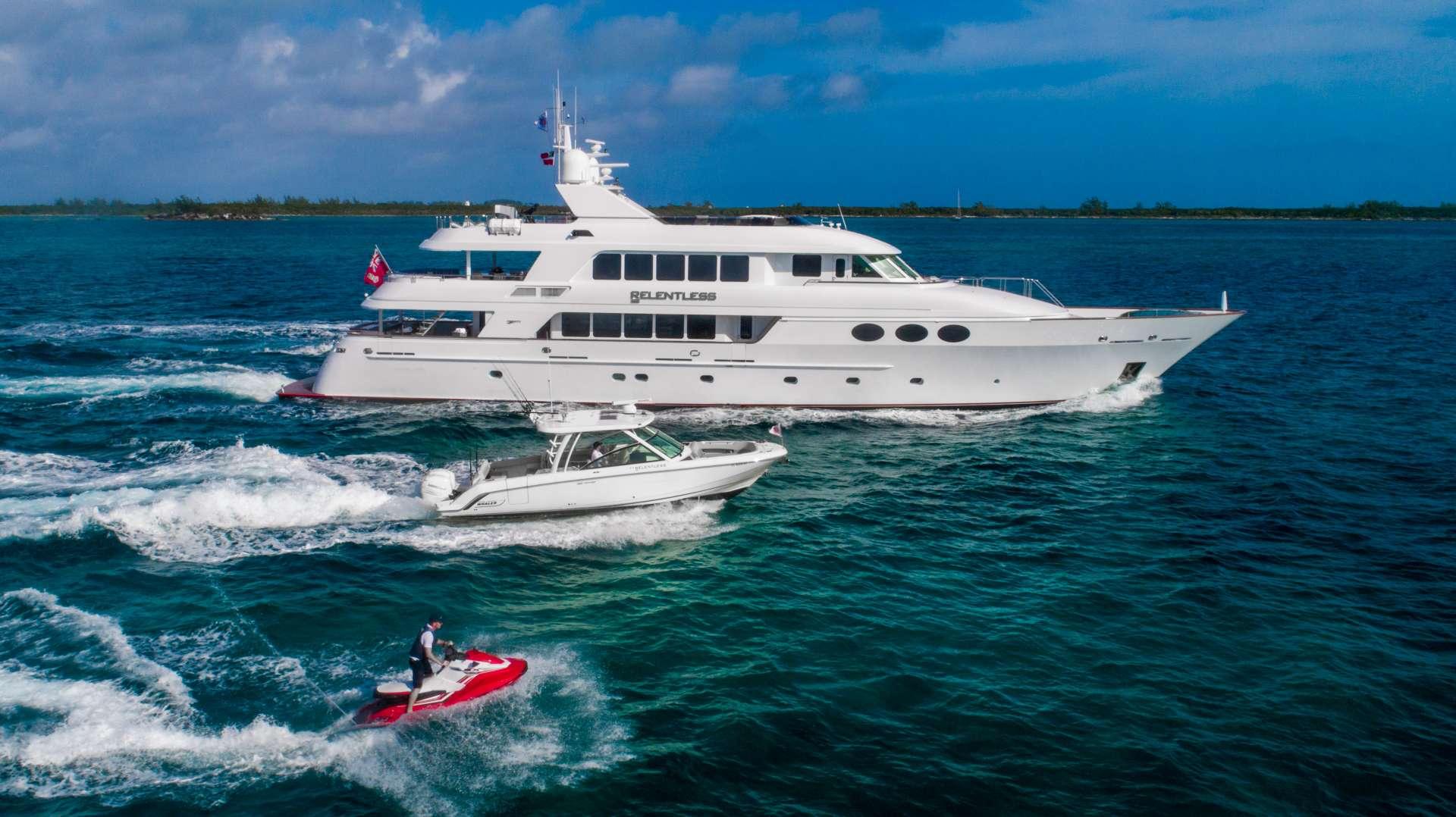 Image of RELENTLESS yacht #18