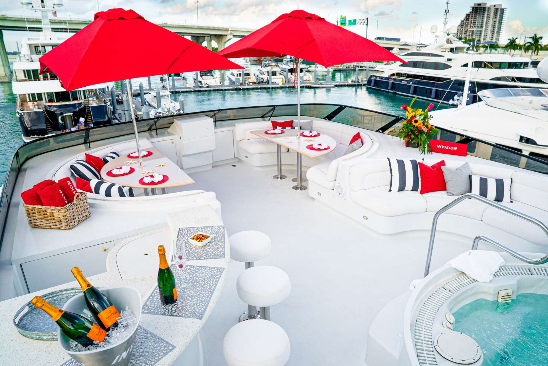 Image of INVISION yacht #14