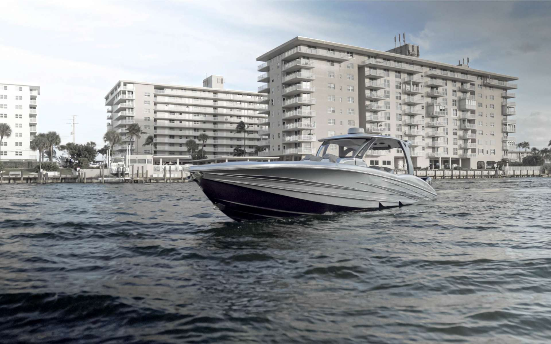 Image of INVISION yacht #16