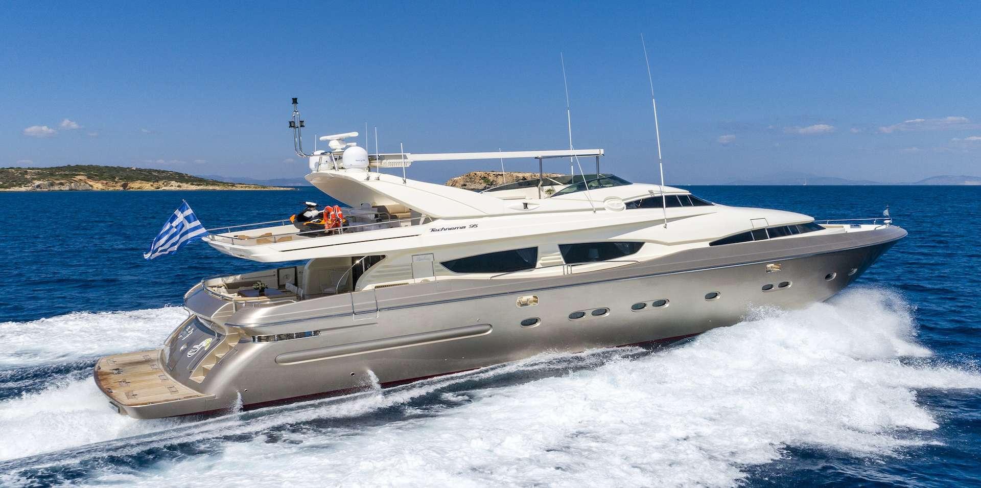 Main image of ZAMBEZI yacht