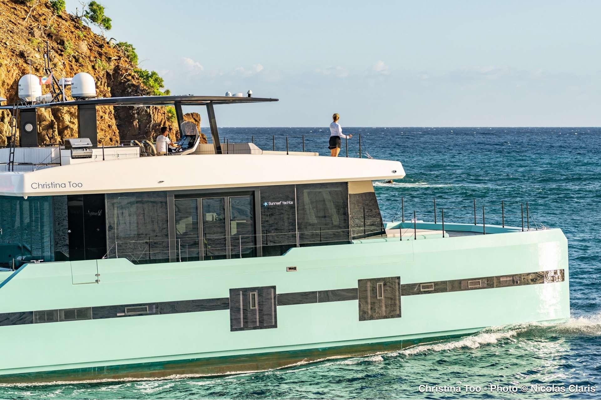 Image of CHRISTINA TOO yacht #17