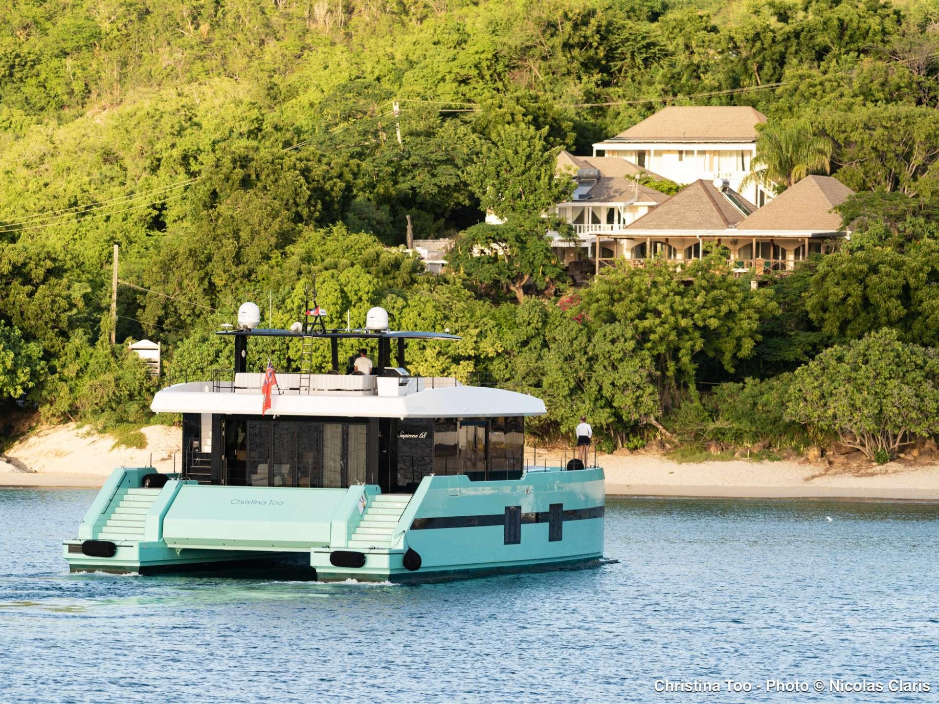 Image of CHRISTINA TOO yacht #2