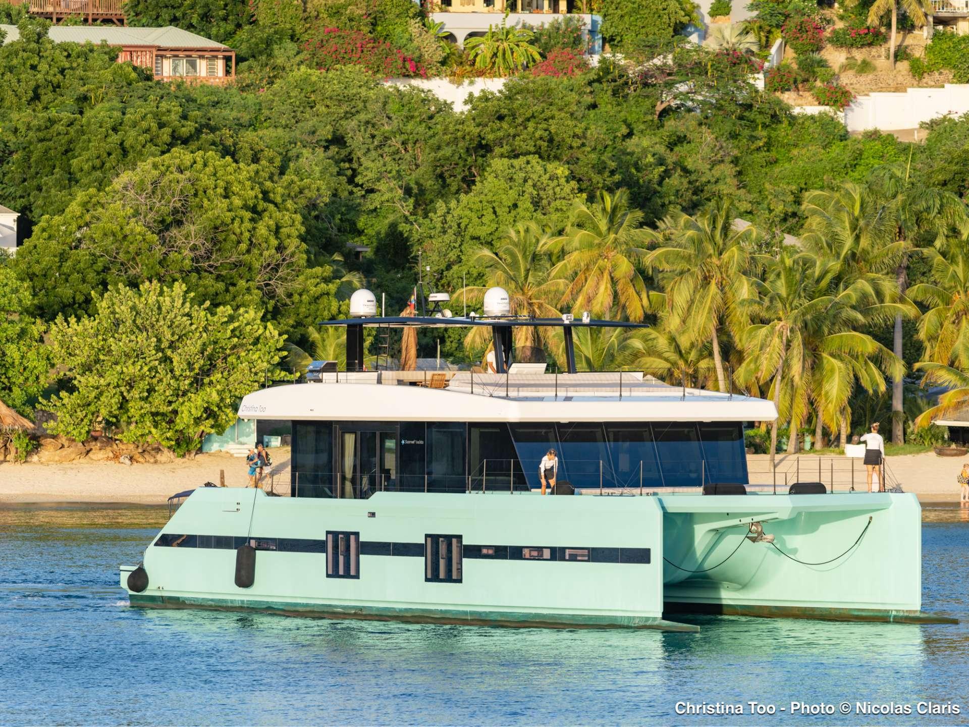 Image of CHRISTINA TOO yacht #3