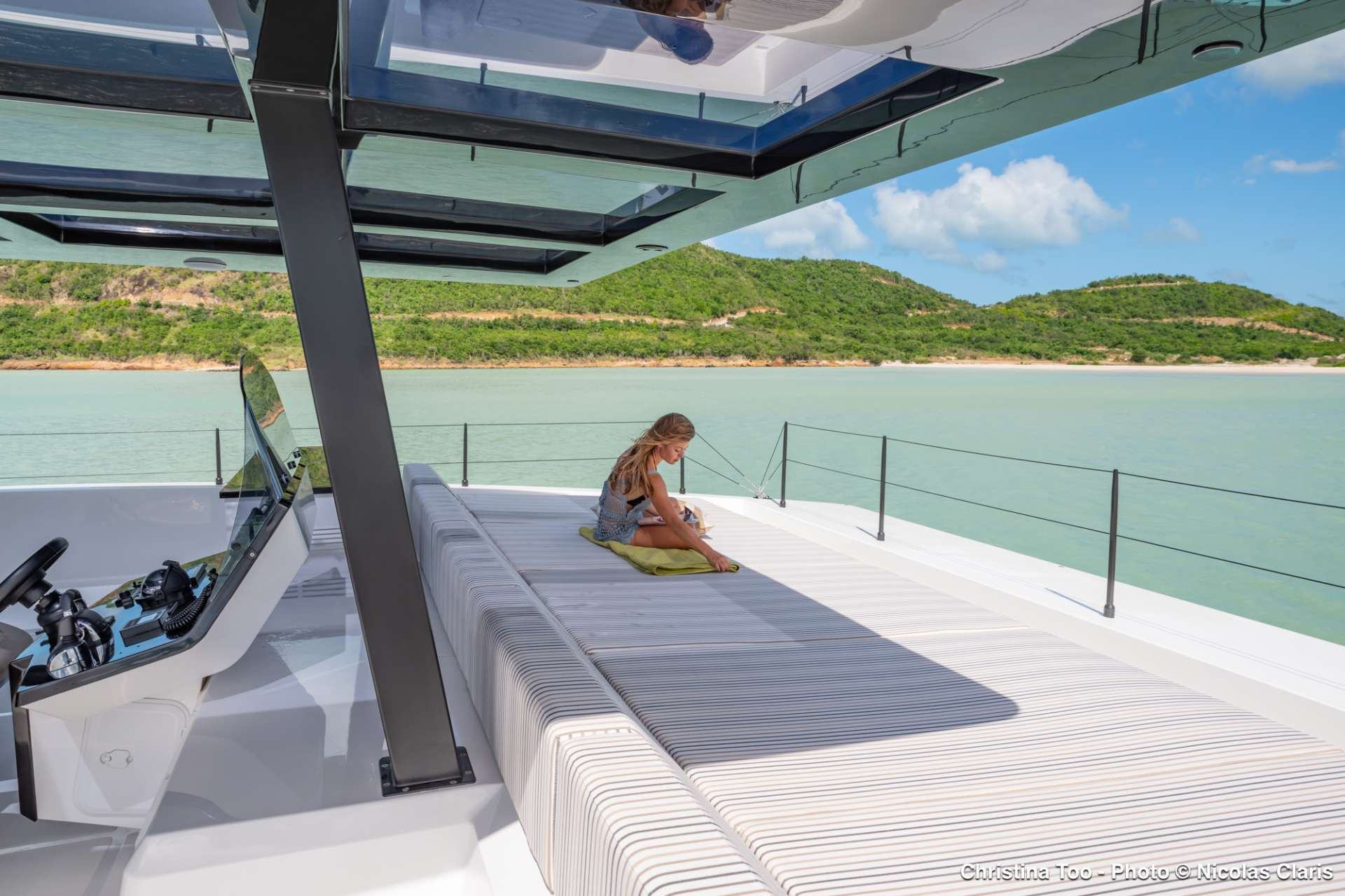 Image of CHRISTINA TOO yacht #4