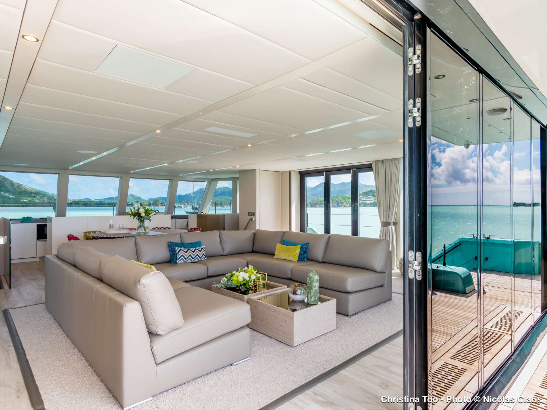 Image of CHRISTINA TOO yacht #6