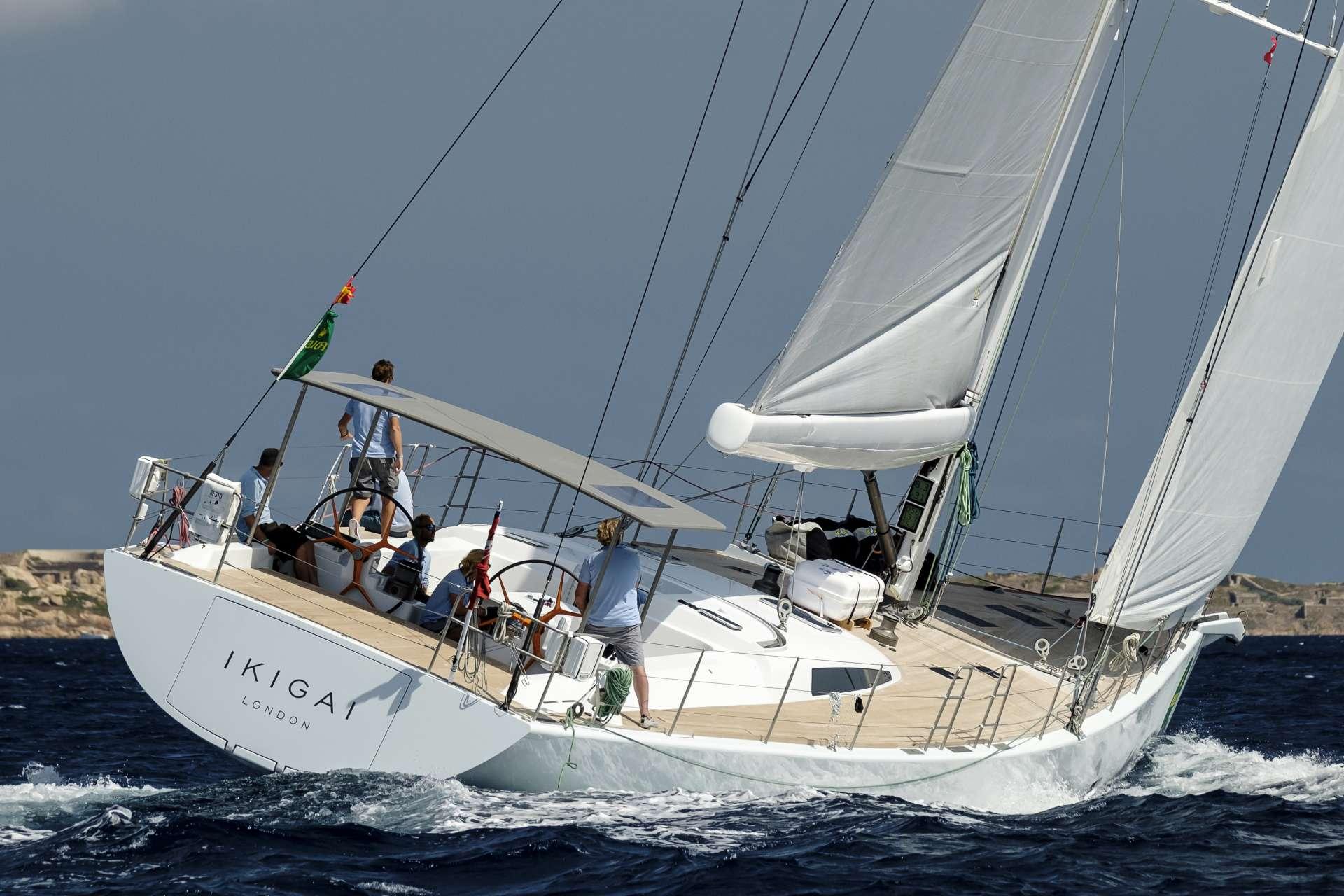 Image of IKIGAI yacht #9