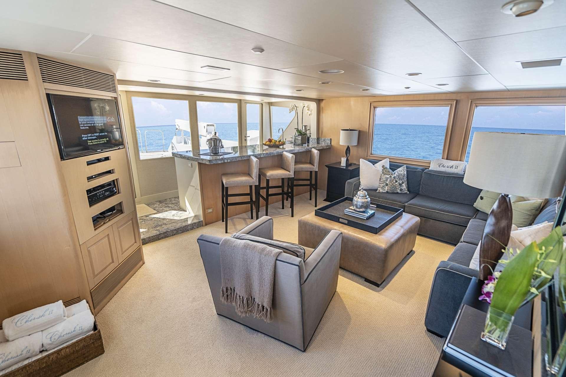 Image of CHERISH II yacht #12