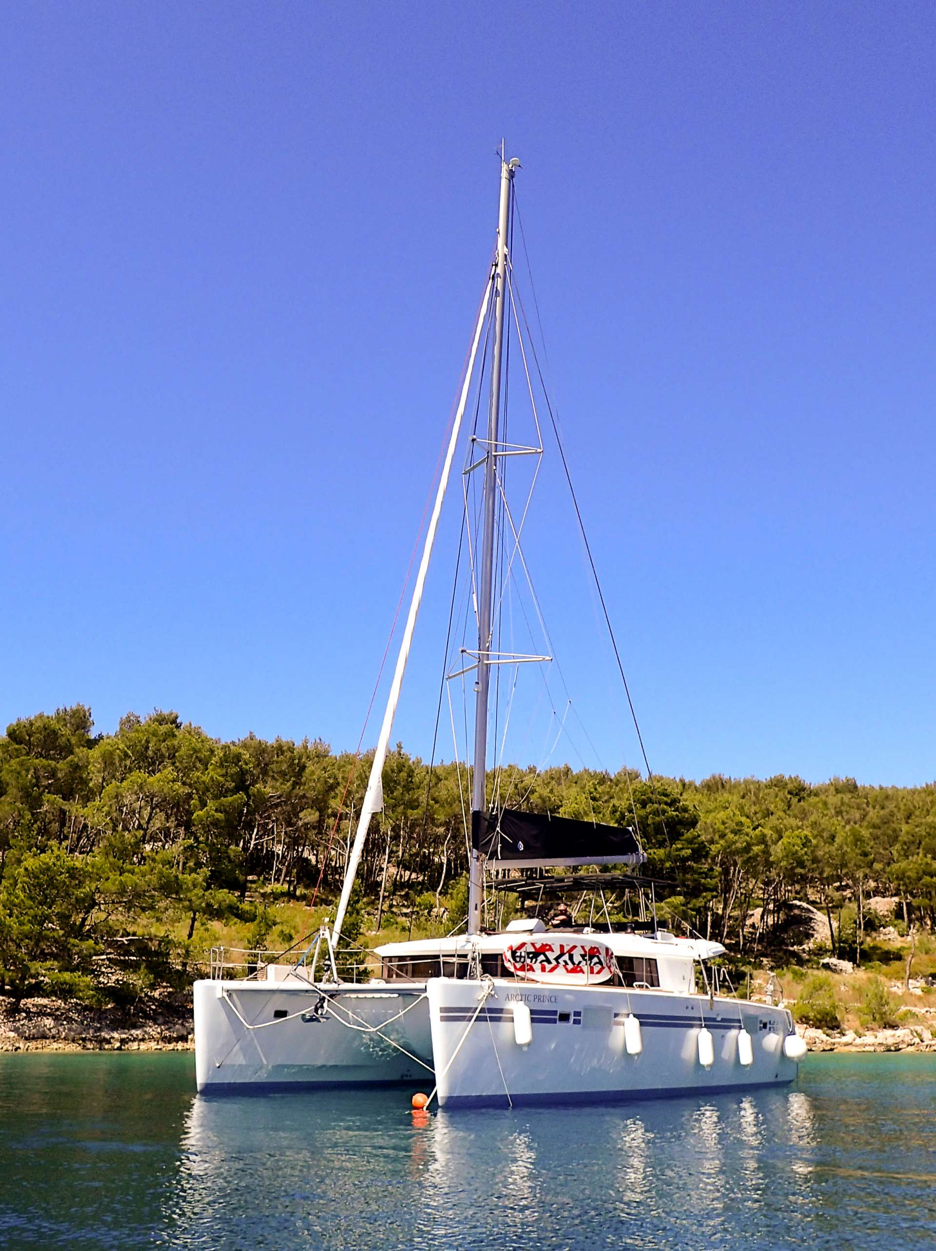 Image of ARCTIC PRINCE yacht #15