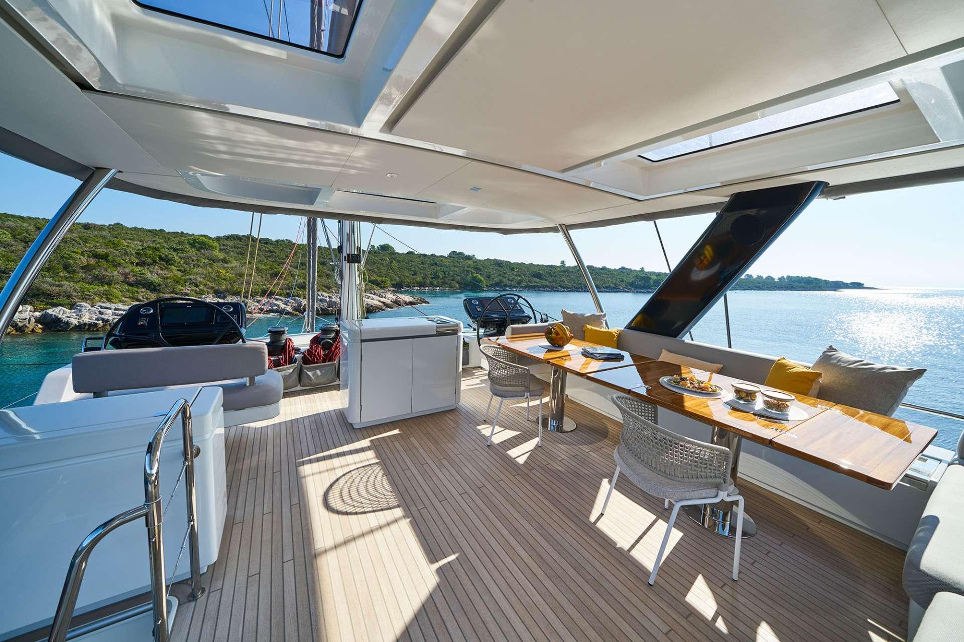 Image of ADRIATIC DRAGON (Lagoon 77) yacht #14