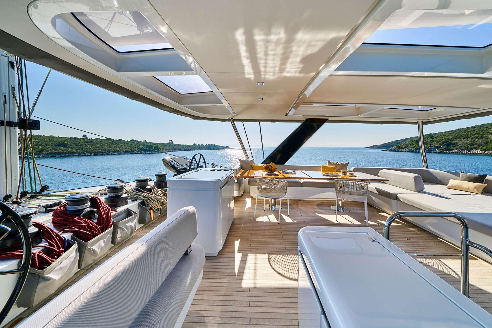 Image of ADRIATIC DRAGON (Lagoon 77) yacht #15