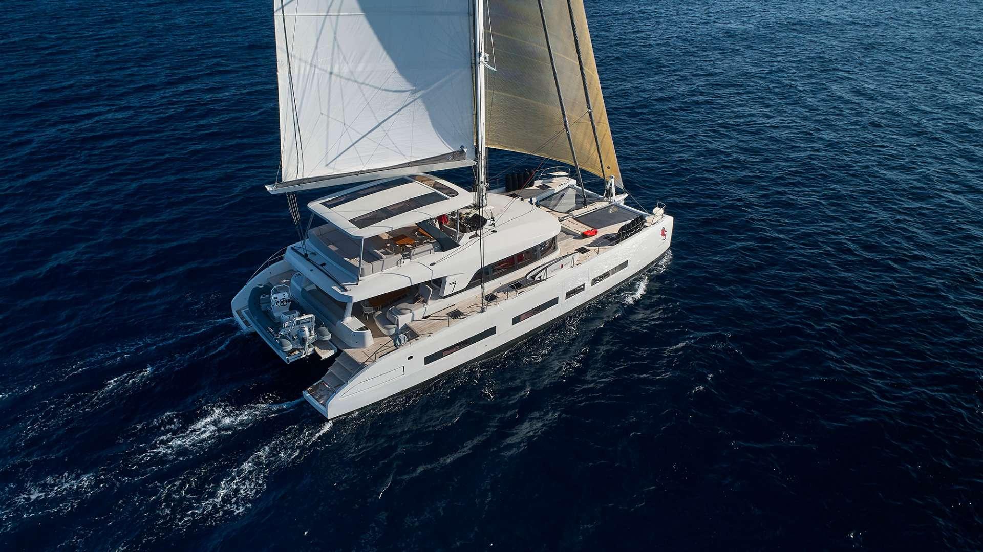 Image of ADRIATIC DRAGON (Lagoon 77) yacht #18