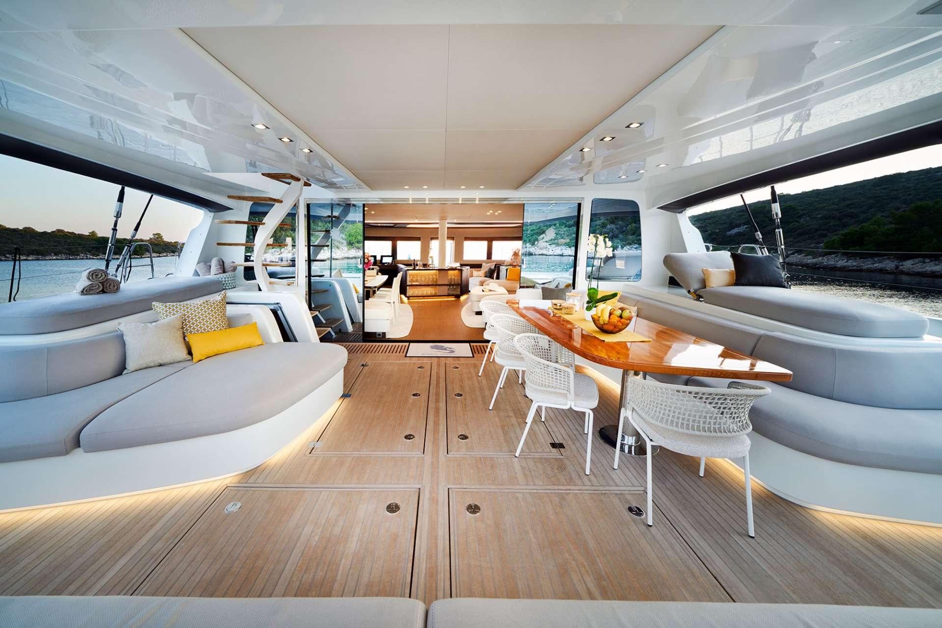 Image of ADRIATIC DRAGON (Lagoon 77) yacht #2