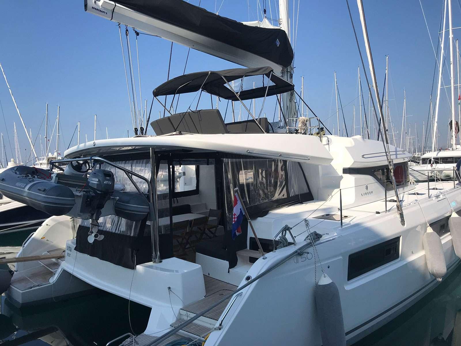 Image of KATKA (Lagoon 50) yacht #14