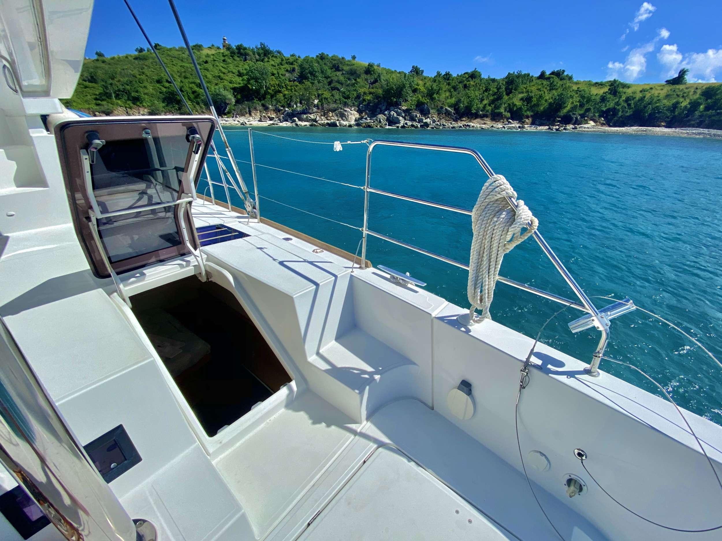 Image of RUMBA yacht #16