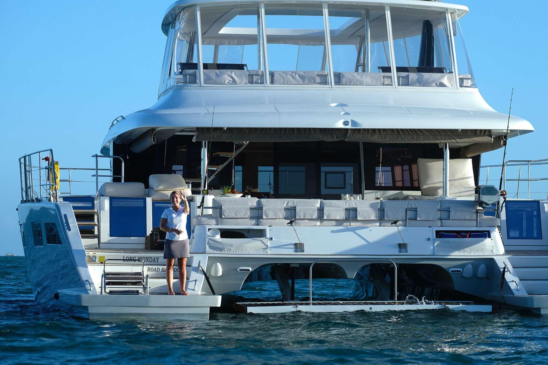 Image of LONG MONDAY yacht #2