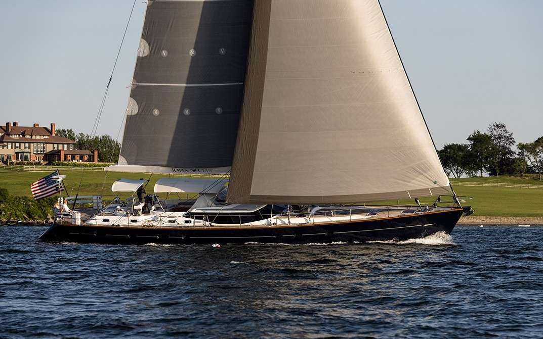 Main image of RAVEN CLAW yacht