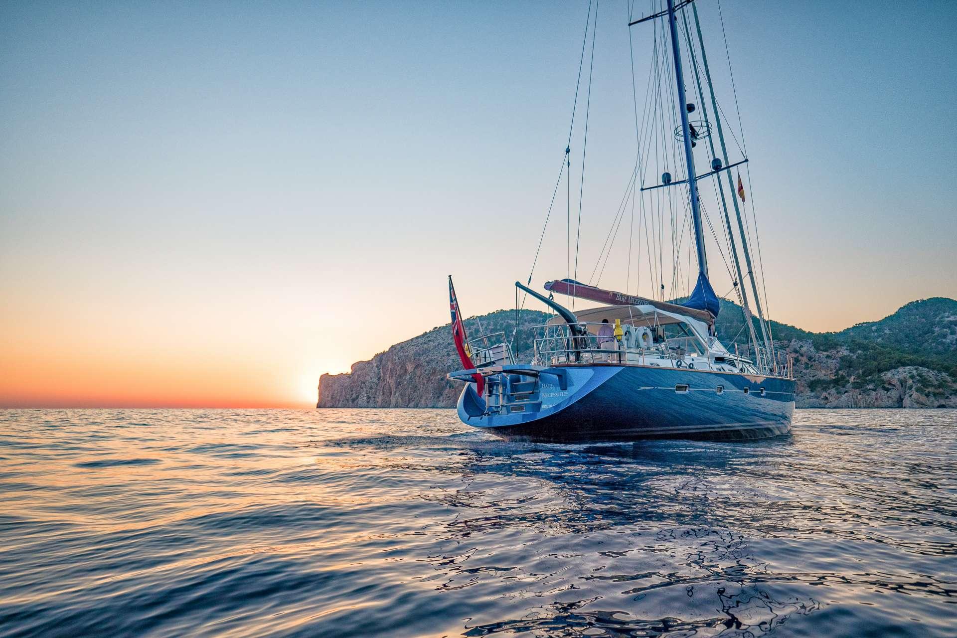Main image of BARE NECESSITIES yacht