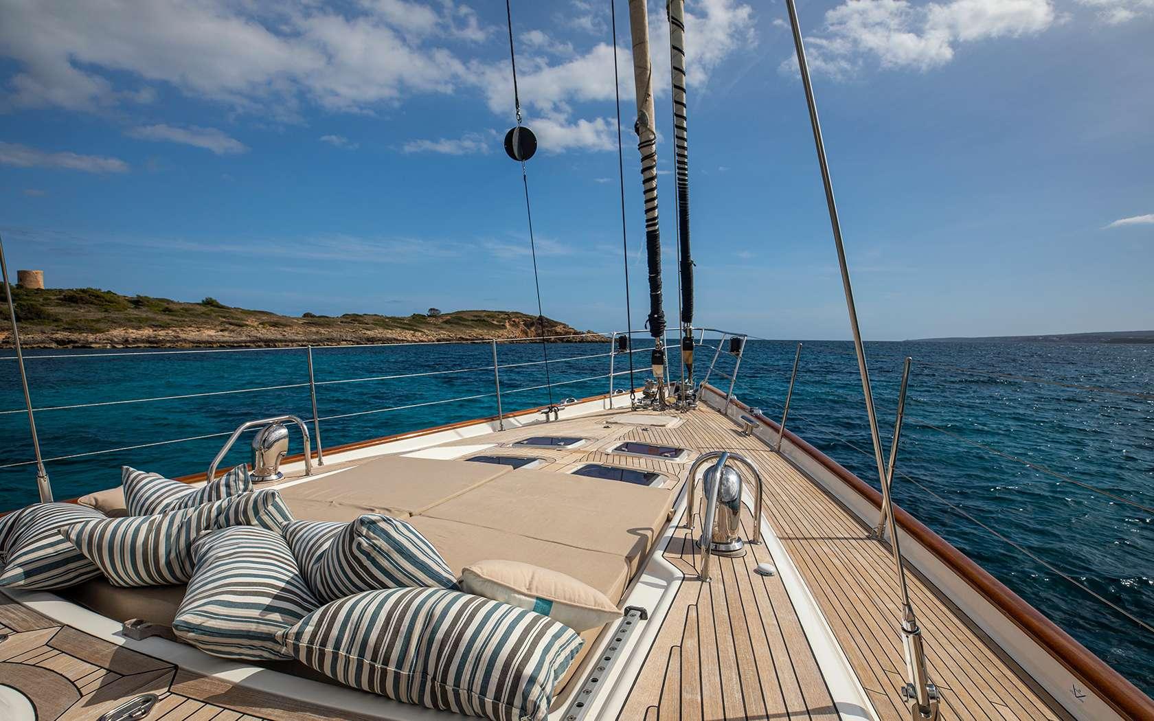 Image of BARE NECESSITIES yacht #5