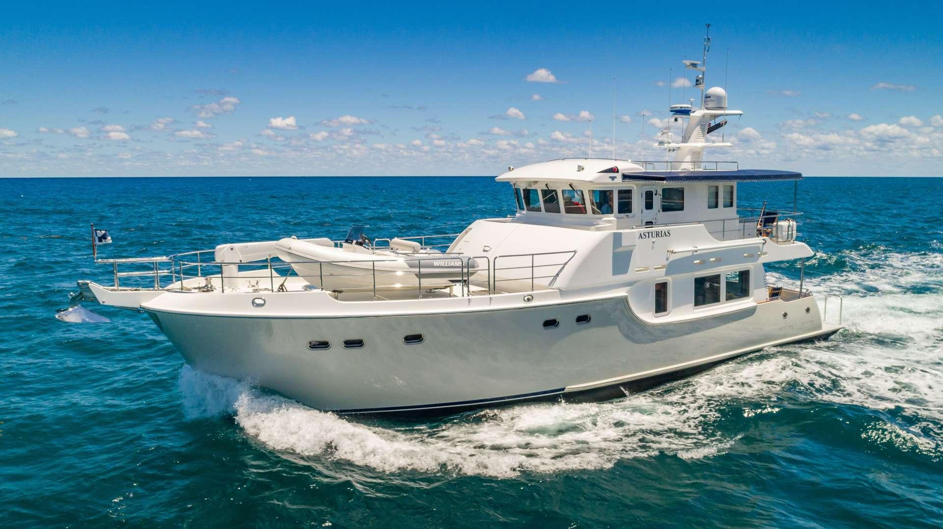 Main image of ASTURIAS yacht