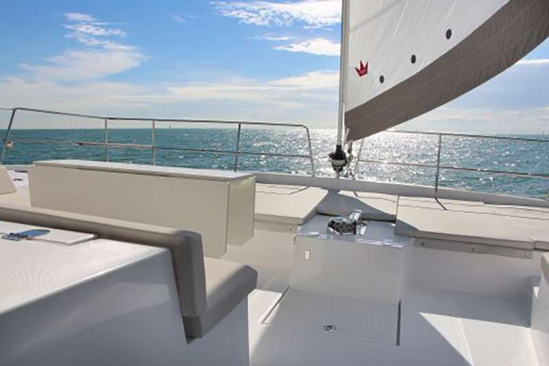 Image of Ad Astra yacht #16