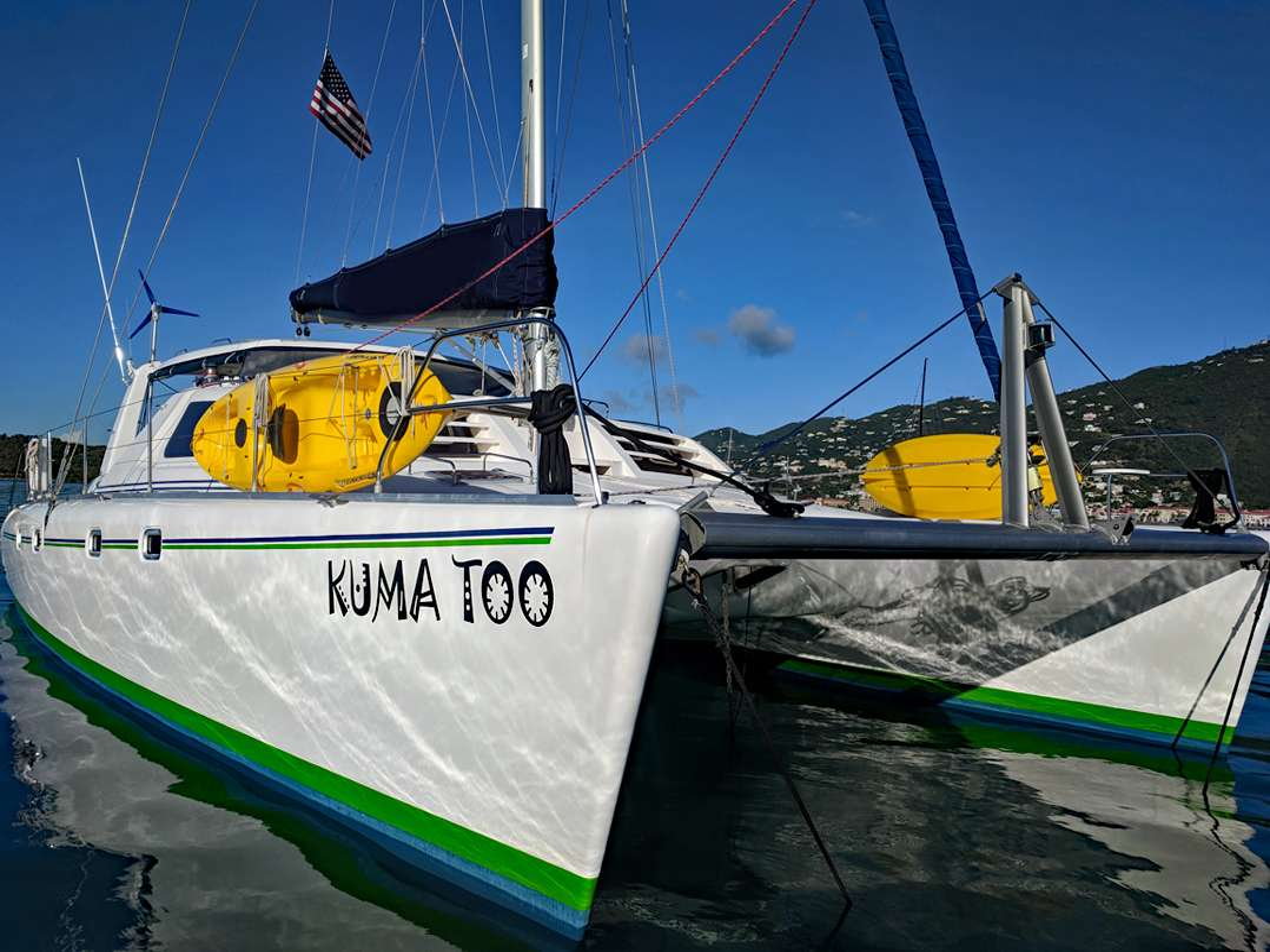 Image of KUMA TOO yacht #11