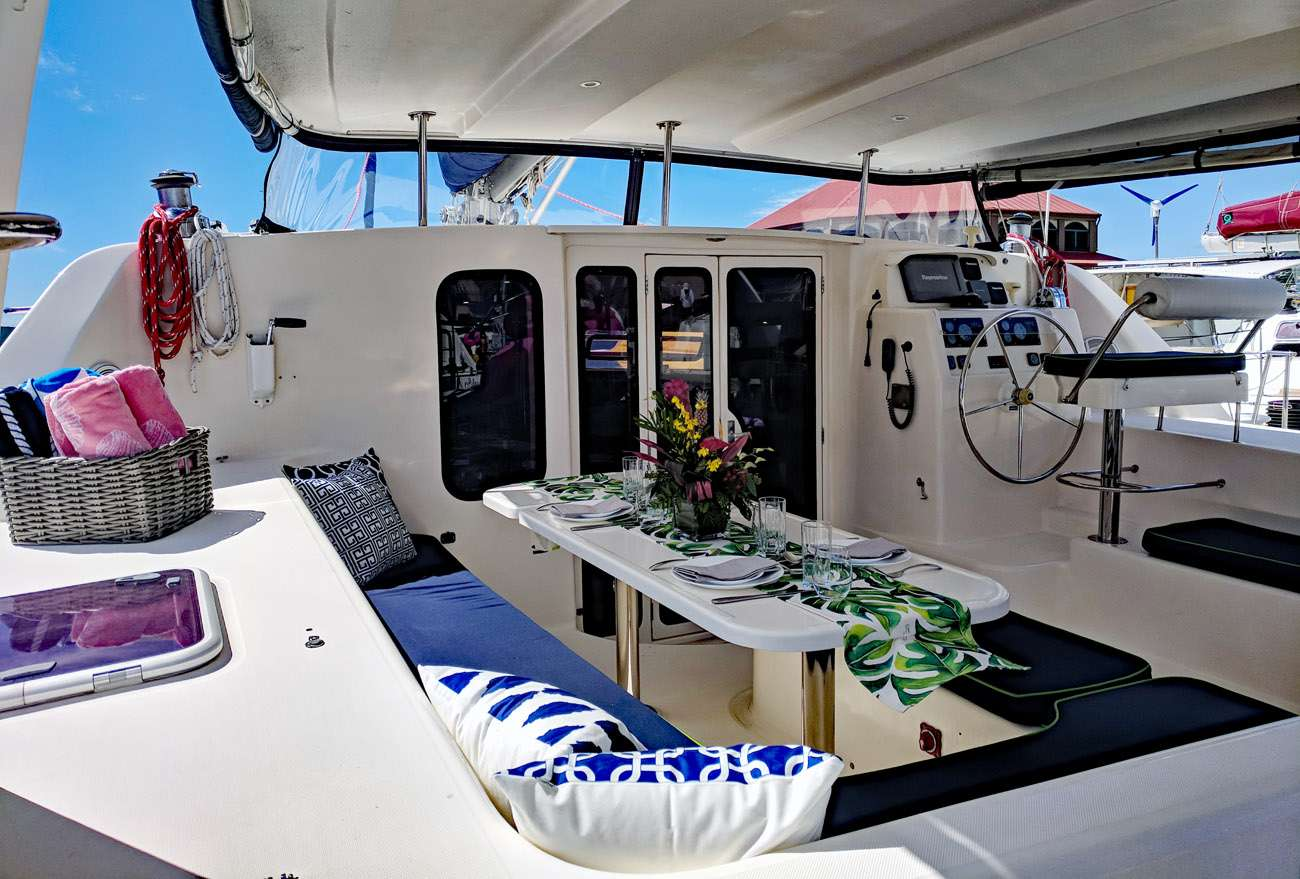 Image of KUMA TOO yacht #4
