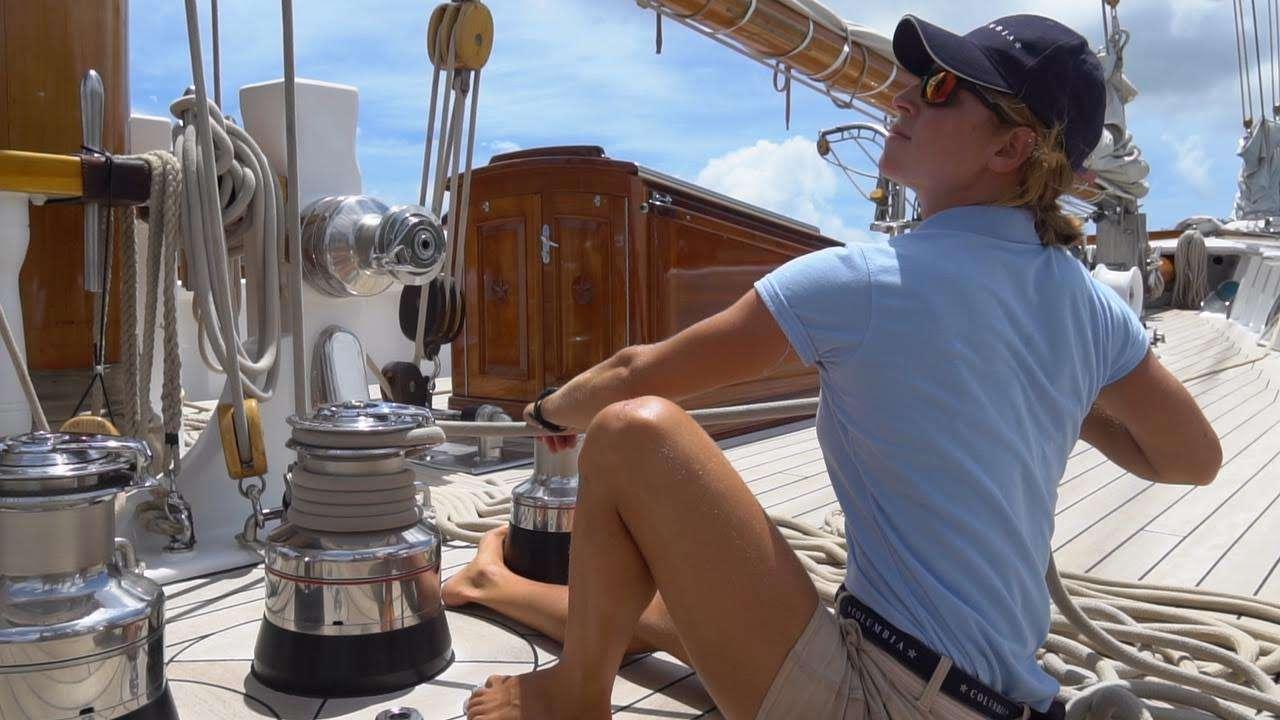 Image of Columbia yacht #5