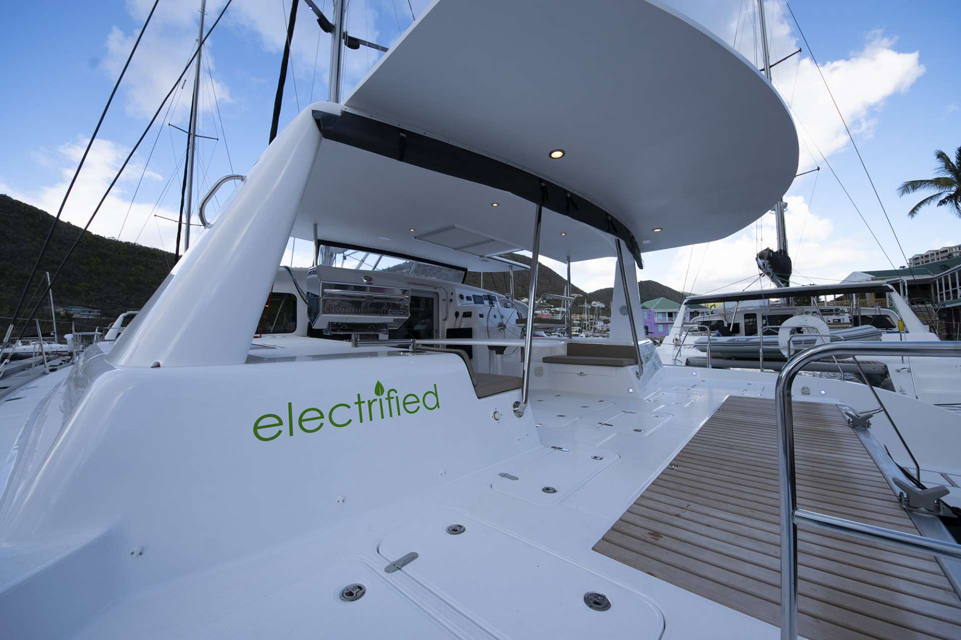 Image of VOYAGE 480 ELECTRIC yacht #3