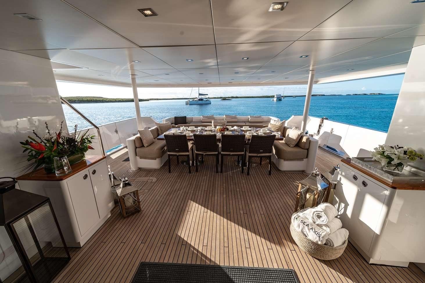 SEA AXIS yacht image # 4