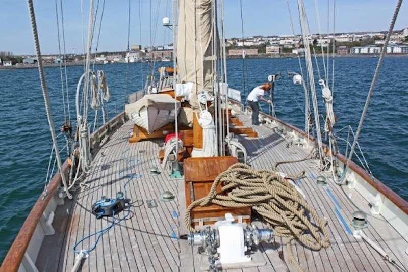 Image of Halcyon yacht #4
