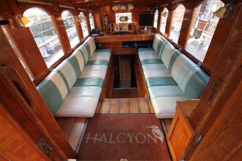 Image of Halcyon yacht #5
