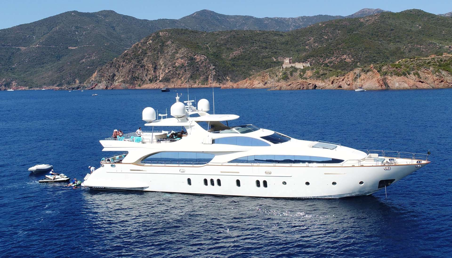 Main image of Sweet Emocean yacht