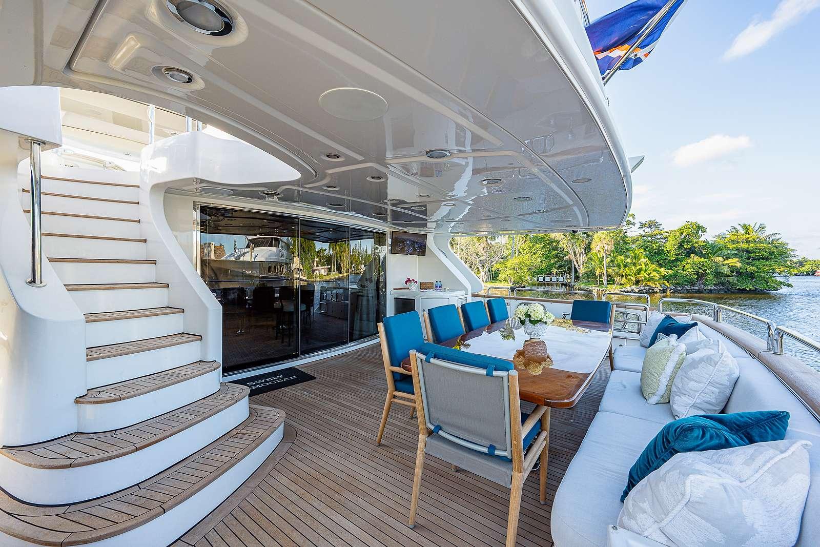 Image of Sweet Emocean yacht #10
