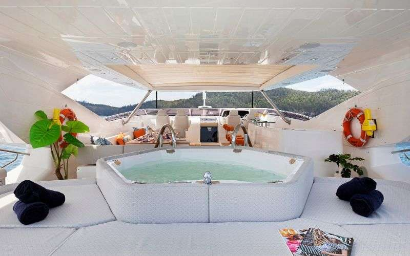 Image of SETTLEMENT yacht #4