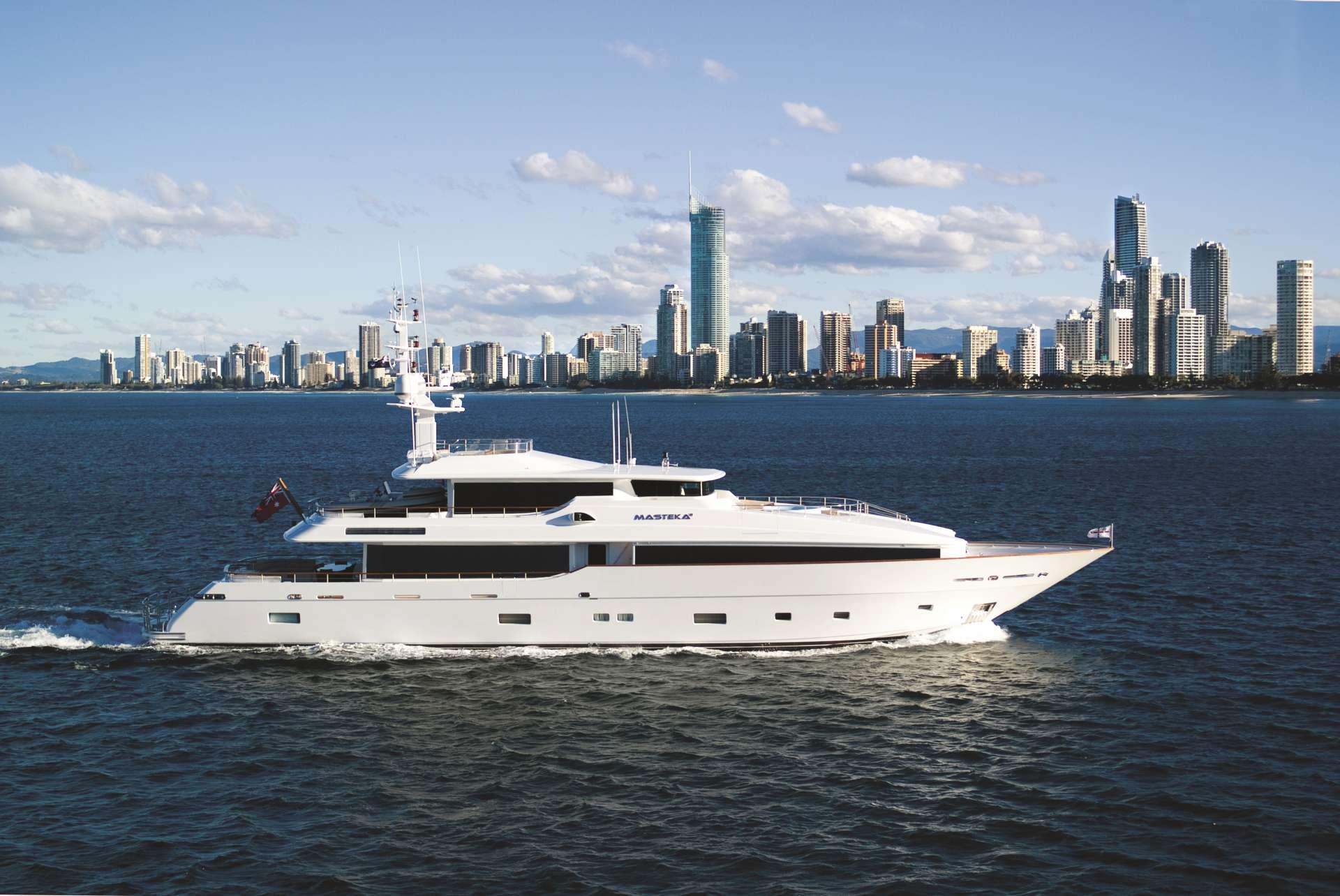 Main image of MASTEKA 2 yacht
